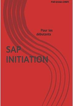 Livres Couvertures de SAP INITIATION: Pour les débutants