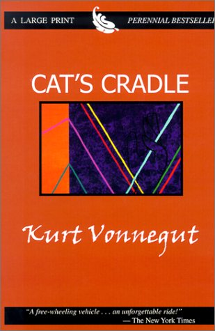 """Cover of """"Cat's Cradle"""""""