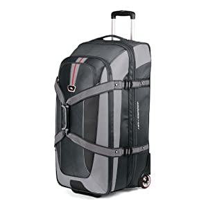 High Sierra AT659 32 -Inch Expandable Wheeled Duffel with  0e756f643f418