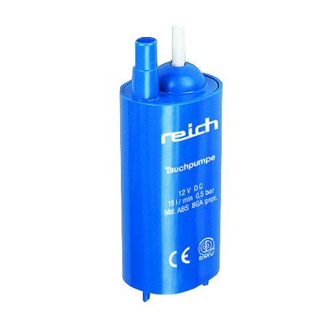 REICH Tauchpumpe 15 Liter/0,5 Bar