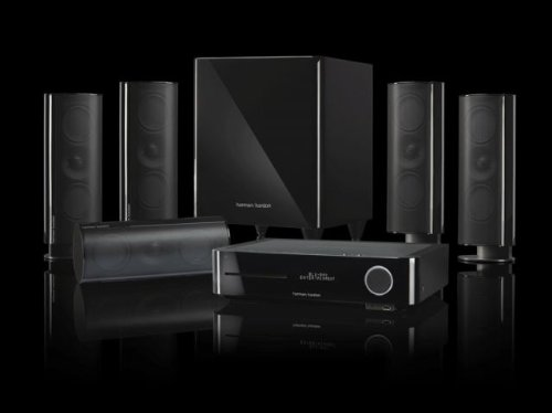 harman/kardon BDS 800 Blu-ray 5.1 Heimkinosystem