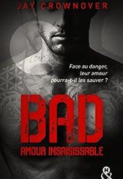 Livres Couvertures de Bad, Tome 5 : Amour Insaisissable