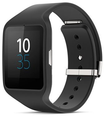 Sony Smartwatch 3 Classic - Smartwatch Android (pantalla 1.6