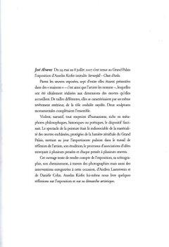 Livres Couvertures de Anselm Kiefer au Grand Palais
