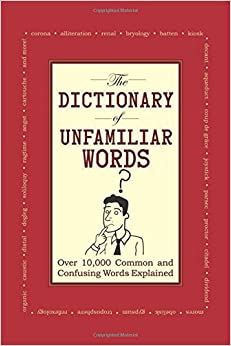 Amazon: The Dictionary of Unfamiliar Words: Over