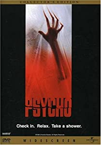 """Cover of """"Psycho"""""""