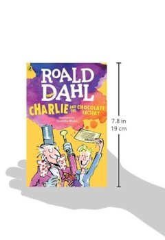 Livres Couvertures de Charlie and the Chocolate Factory