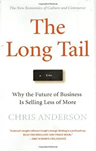 "Cover of ""The Long Tail: Why the Future o..."
