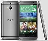 【海外版SIMフリー】 HTC One (M8) [並行輸入品] (16GB, グレー)