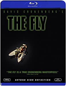 """Cover of """"The Fly [Blu-ray]"""""""