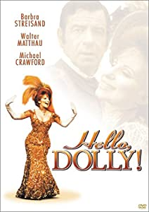 "Cover of ""Hello, Dolly! Widescreen Editio..."