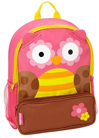 Stephen Joseph Hooty Owl Sidekick Backpack