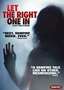 "Cover of ""Let The Right One In"""