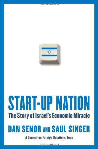 """Cover of """"Start-up Nation: The Story of I..."""