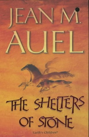 Cover of Shelters of Stone (Earths Children 5) by Jean M Auel