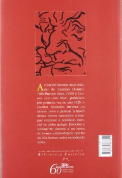 Portada del libro deCousas (Biblioteca Castelao)