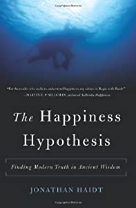 "Cover of ""The Happiness Hypothesis: Findi..."