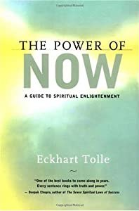 """Cover of """"The Power of Now: A Guide to Sp..."""