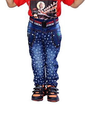 AJ-DEZINES-Little-Boys-Regular-Fit-Jeans-4-5-Years-Dark-Blue