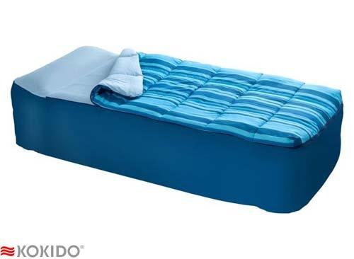 kokido combi couette pour lit d appoint gonflable 1 place ameublement decoration store