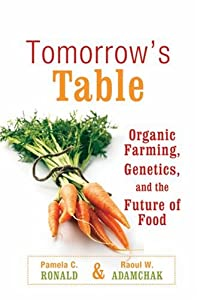 "Cover of ""Tomorrow's Table: Organic Farmi..."
