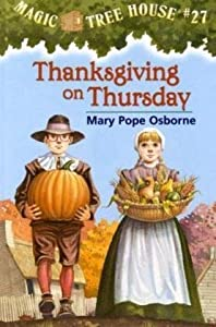 "Cover of ""Thanksgiving on Thursday (Magic..."