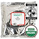 Frontier Indian Green Tea CERTIFIED ORGANIC, Fair Trade Certified(tm), 1 lb. package