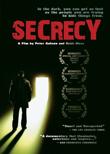 "Cover of ""Secrecy"""