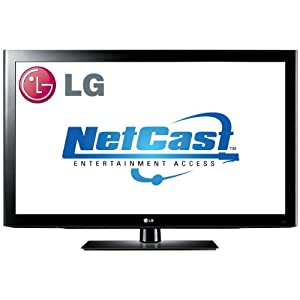 LG 46LD550 46-Inch 1080p 120 Hz LCD HDTV with Internet Applications