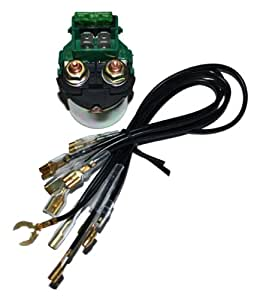 Amazon: Starter Relay Solenoid Honda GL1200 Goldwing Aspencade 1984 1985 1986 1987 NEW
