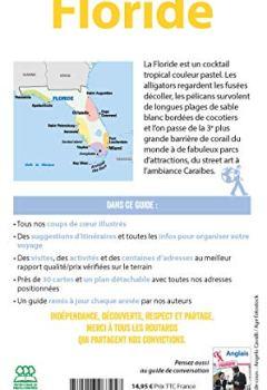 Livres Couvertures de Guide du Routard Floride 2019