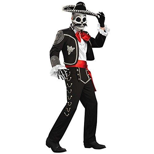 Rubie's Costume Co Men's Grand Heritage El Senor Costume