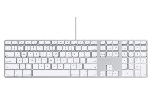 アップル Apple Keyboard (テンキー付き) -US MB110LL/A