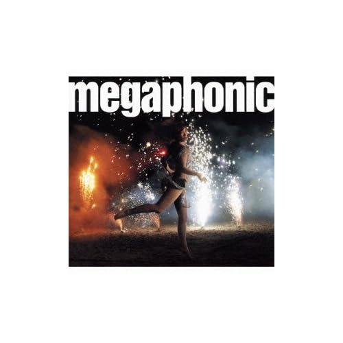megaphonic(初回生産限定盤)をAmazonでチェック!