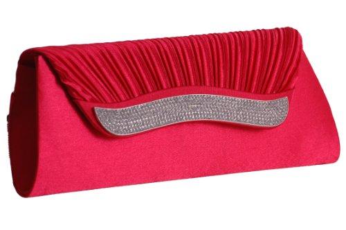 EyeCatchBags - Impress Damen Clutch Handtäschchen Partytäschchen Handtasche