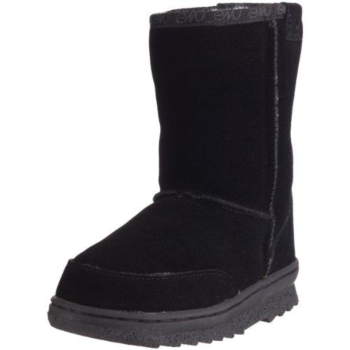 Emu Bushranger Lo K10105 Unisex - Kinder Stiefel, schwarz(Black), EU (32)