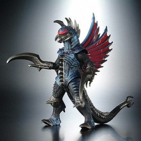 "7"" Godzilla 2005 Gigan Action Figure (Japan Import)."