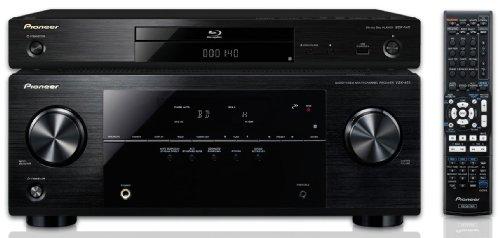 Pioneer HTB-421 5.1 Blu-ray Heimkinosystem ohne Lautsprecher (3D, HDMI, Upscaler 1080p, DivX-zertifiziert, WLAN Ready, USB 2.0)