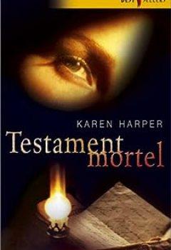 Livres Couvertures de Testament Mortel