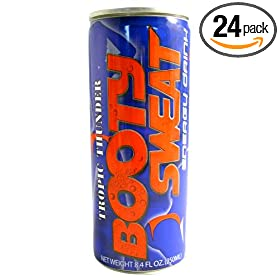 Booty Sweat , 8.4 Ounce Can (Pack of 24)
