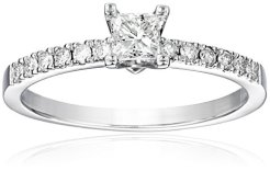 Kobelli-34-cttw-Princess-and-Round-Diamond-14k-Gold-Engagement-Ring