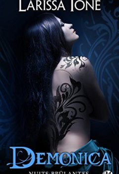 Larissa Ione - Demonica : Nuits brûlantes