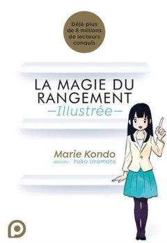 Livres Couvertures de La Magie du Rangement Illustrée (1)