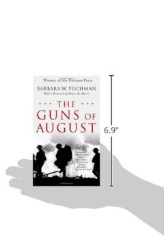 Livres Couvertures de The Guns of August: The Pulitzer Prize-Winning Classic About the Outbreak of World War I