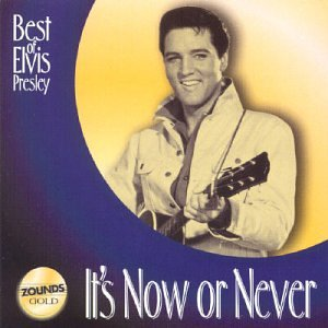 "Cover of ""It's Now or Never"""