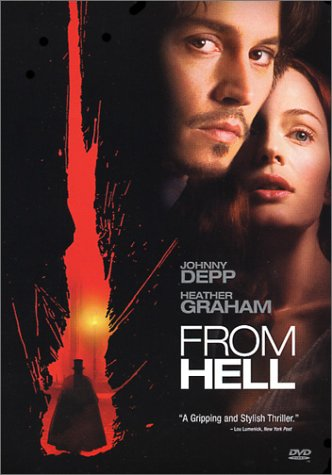 "Cover of ""From Hell (Widescreen Edition)&..."