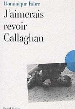 Livres Couvertures de J'aimerais Revoir Callaghan