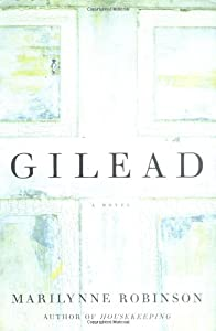 "Cover of ""Gilead: A Novel"""