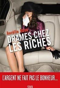 Livres Couvertures de Drames Chez Les Riches