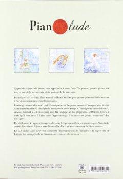 Livres Couvertures de Pianolude Volume 1
